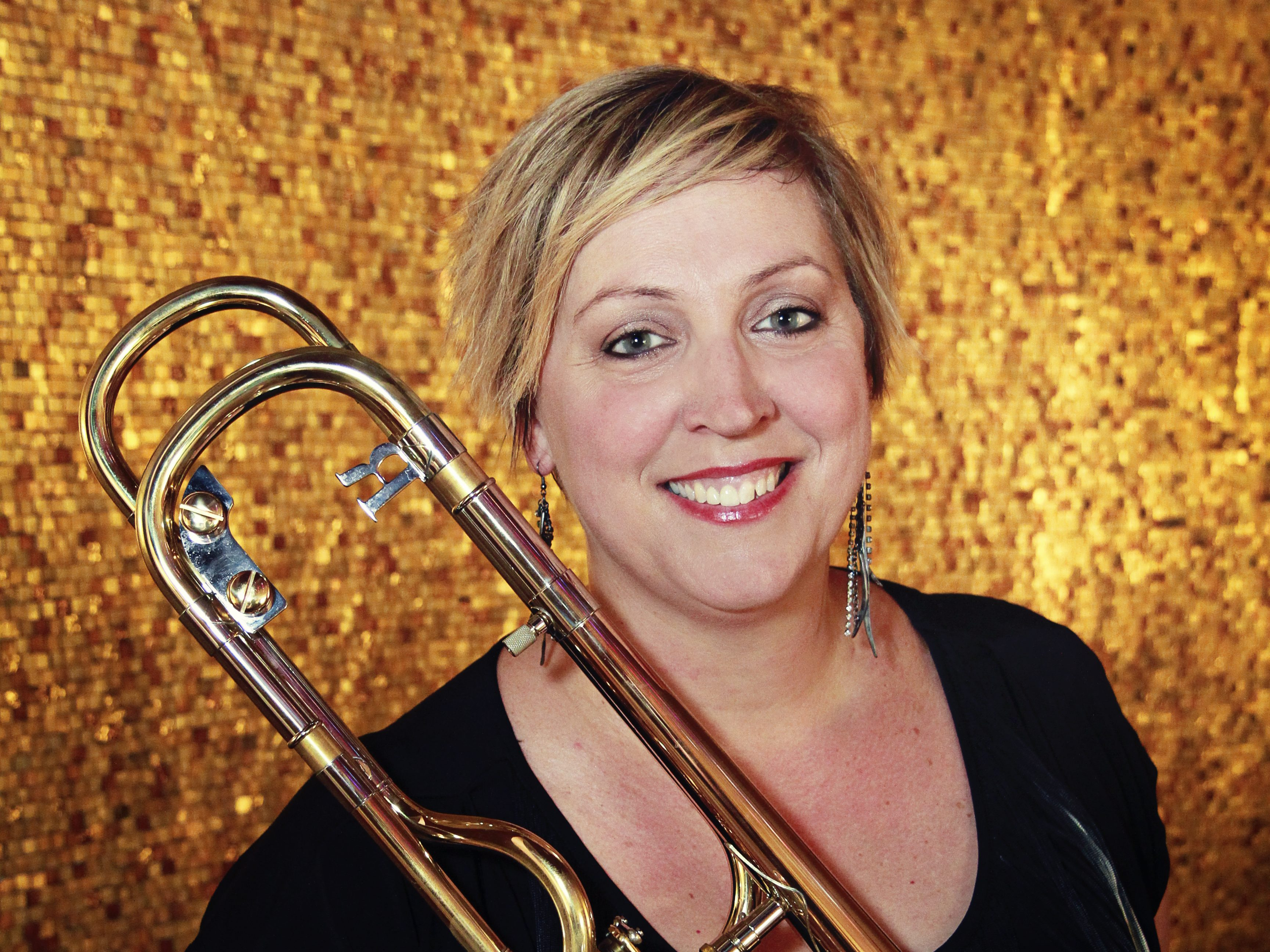 Dr. Karen Marston, Trombone